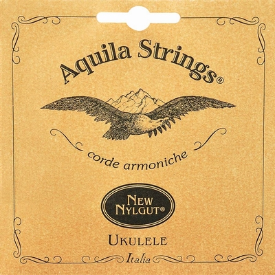 Aquila Nylgut snarenset baritonukelele,