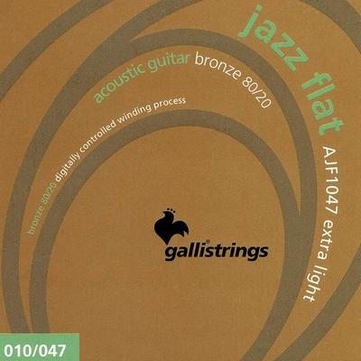 Galli Jazz Flat snarenset akoestisch