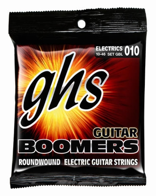 GHS guitar boomers set GBL 010 WEEKAANBIEDING !