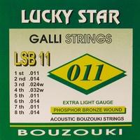 Galli Bouzouki snarenset 011
