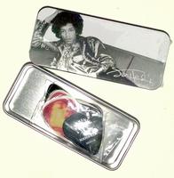 Jimmy Hendrix silver portait series PRT-06M