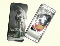 Jimmy Hendrix silver portait series PTR-05H
