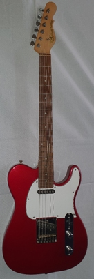 G&L Tribute ASSAT Candy Apple Red