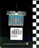 Yello Parts 3 standen schakelaar met zwart knopje  w