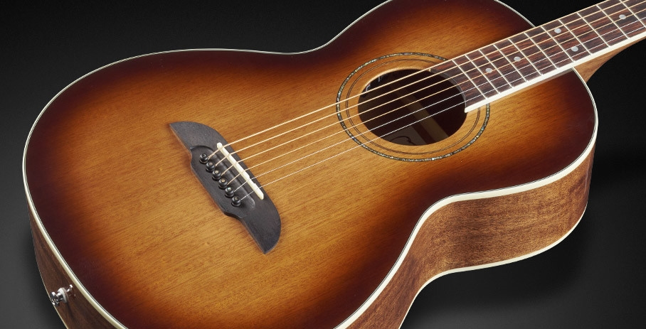 Framus Legacy Series FP 14 M Parlor, with EQ