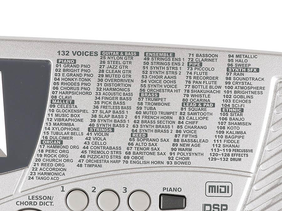 Medeli Educational Series keyboard