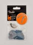 pickpack (12 picks), 351 shape, 1.00mm, blue