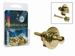 Boston straplocks, goud,BEP-10-GD