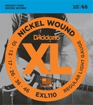D'Addario XL Nickel Round Wound EXL-110