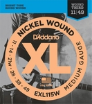 D'Addario XL Nickel Round Wound EXL-115W