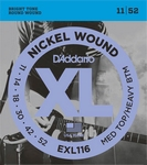 D'Addario XL Nickel Round Wound EXL-116