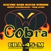 Cobra electric bass snarenset CBA-45-M