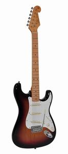 SX elektrische gitaar SST57-3TS