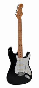 SX elektrische gitaar SST57-BK