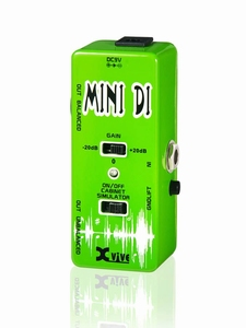 Xvive Mini Pedal V13-DIBOX