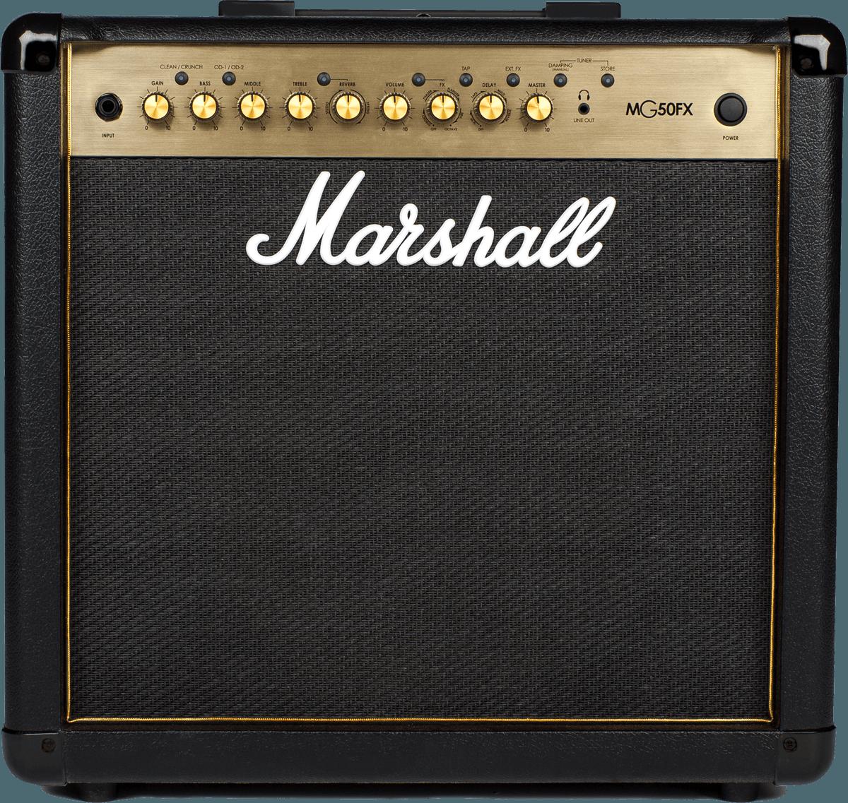 Marshall MG50GFX gitaarversterker