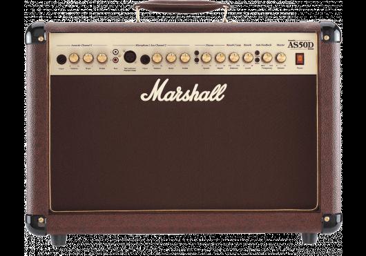 Marshall Akoestische gitaarversterker.