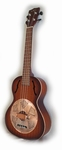 Tenor Resonator Ukelele Sunburst