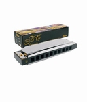 Belcanto blues harp,,20-tonig, B, ABS
