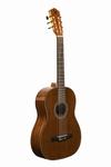 Stagg 4/4 klassieke gitaar met mahonie bovenblad Colour: Nat