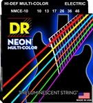 DR multicolor neon snaren 010-46