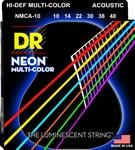 DR multicolor neon snaren 010-048