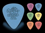 Dunlop plectrum Tortex 0,73 mm. (geel)w