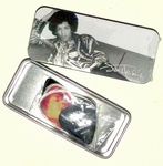 Jimmy Hendrix silver portait series PRT-06M