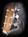 Boston multifunctionele wandsteun voor gitaar