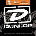 Dunlop bassnaren Medium Light 45-100
