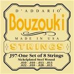 Bouzouki snarenset Daddario J97
