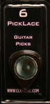 "Picklace plectrums ""speaker"" 6 stuks"