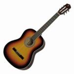 Gomez 036 3/4 klassieke gitaar Sunburst