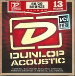 Dunlop Accoustic 80/20 bronze Medium 13-56